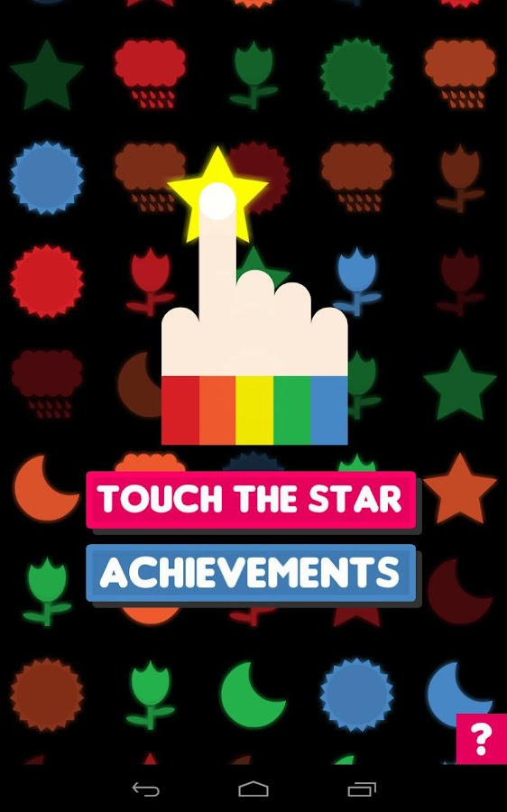 Touch The Star!- screenshot