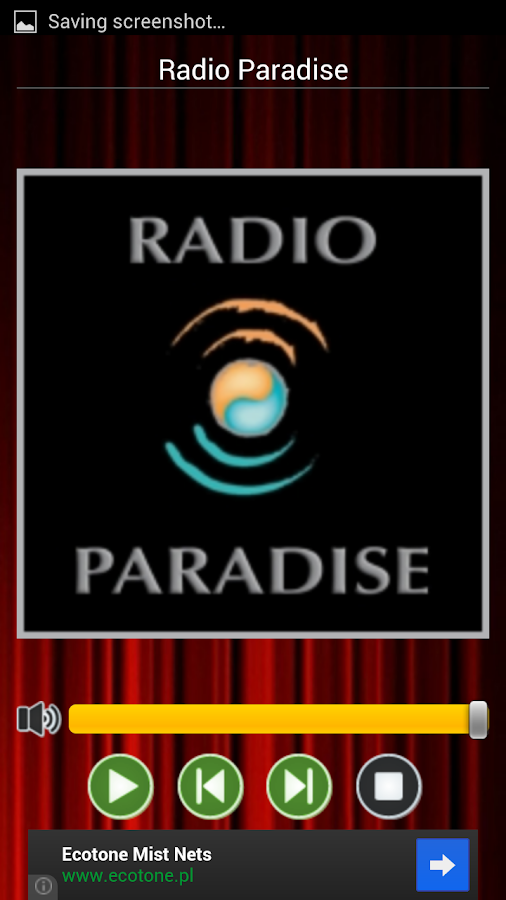 Jazz Live Radio - screenshot