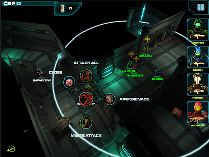 Line Of Defense Tactics Screenshot 6
