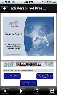 adi Consult Americas- screenshot thumbnail