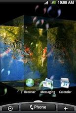Koi Fish 3D