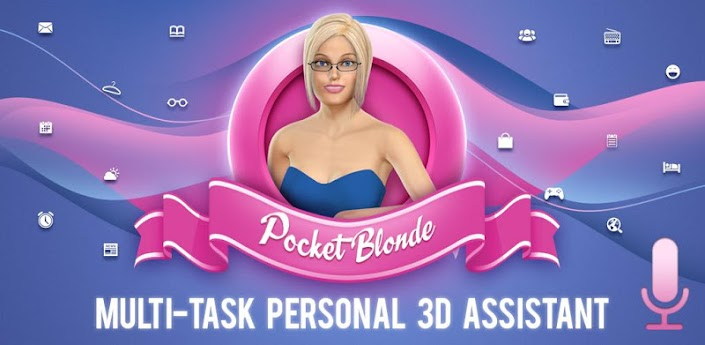 Pocket Blonde- Smart Assistant  3.7.334 apk