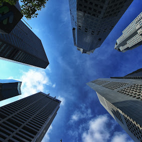Land of The Giants by Shahrul A Hamid - Buildings & Architecture Office Buildings & Hotels (  )
