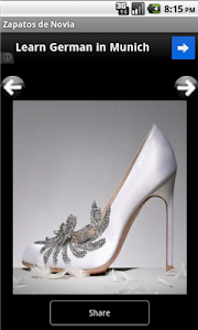 Bridal shoes screenshot 1