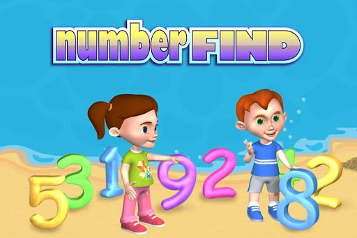 Number Find - Autism Series