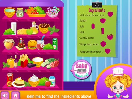 【免費角色扮演App】Hot Chocolate Cooking Game-APP點子