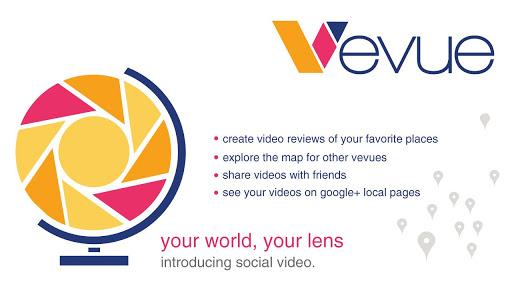 Vevue share video earn Bitcoin