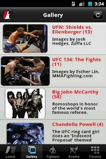 MMA Underground Lite - screenshot thumbnail