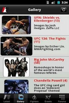 MMA Underground Liteのおすすめ画像1