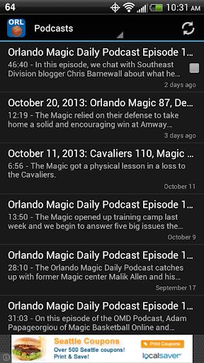 【免費運動App】Orlando Basketball-APP點子