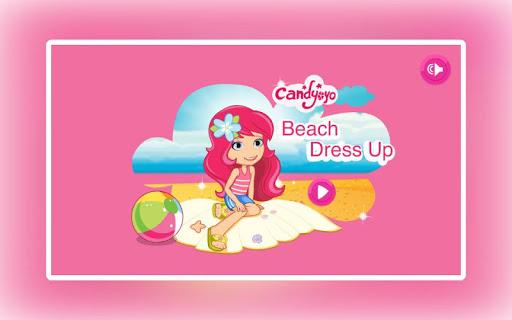 Beach Gilr Dress Up