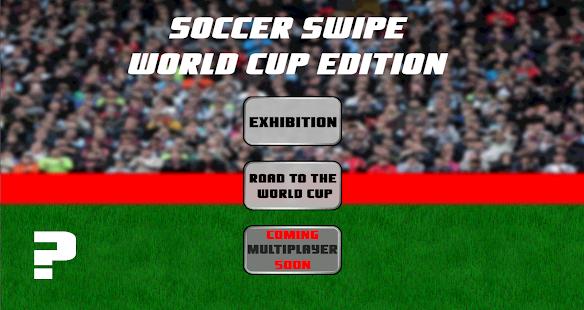 Soccer Swipe World Cup Edition