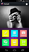 Screenshot of Photo Grid Collage pickart HD