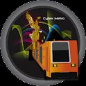 Cyber Metro DF logo