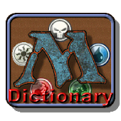 GtM - Dictionary