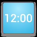 Roboto Clock logo
