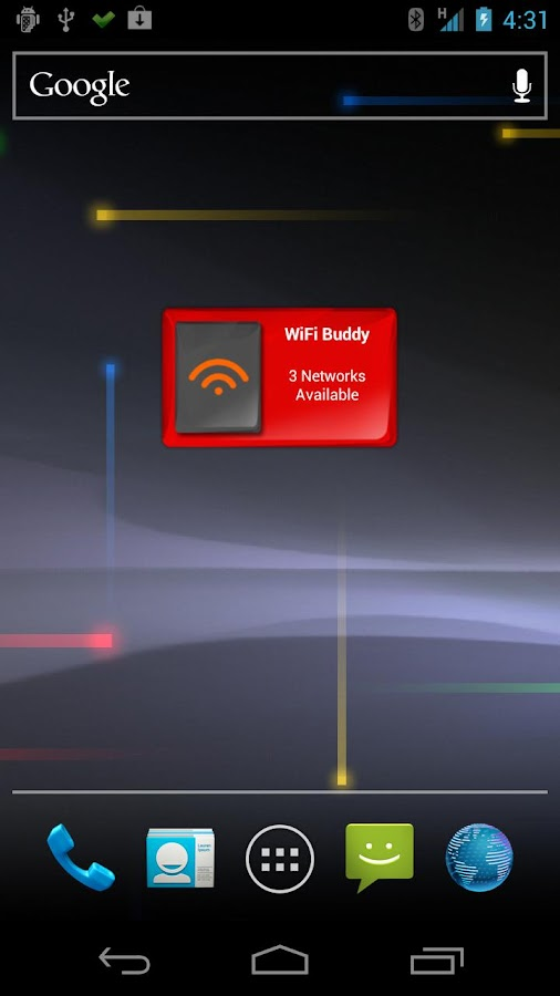 WiFi Buddy - screenshot