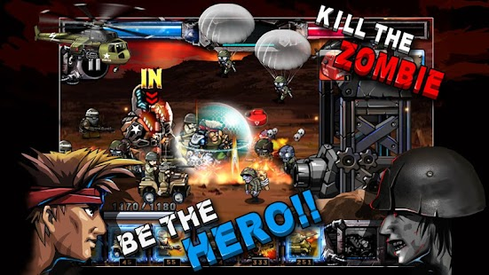 Army VS Zombie- screenshot thumbnail