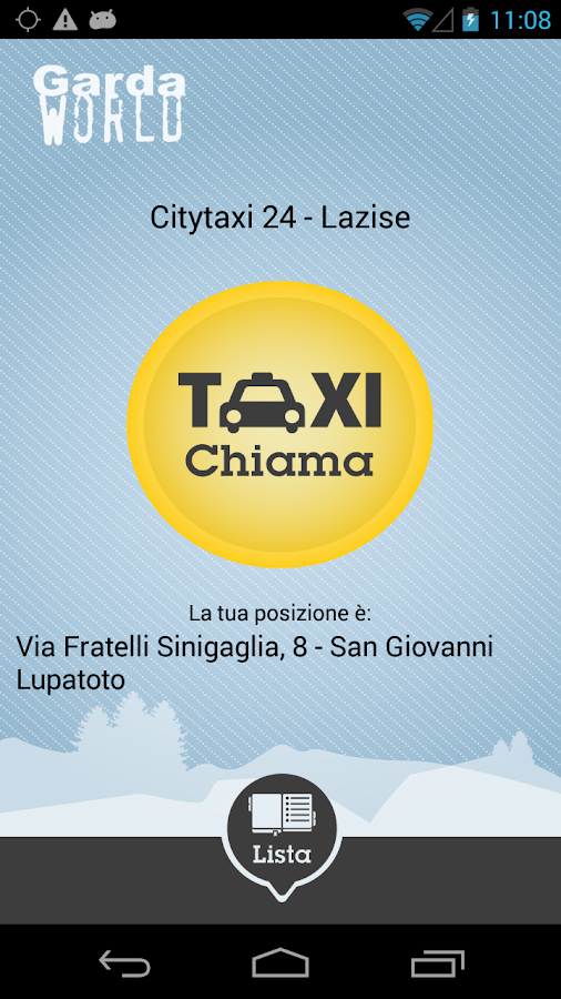 Taxi Garda- screenshot