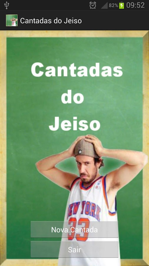 Cantadas do Jeiso - screenshot