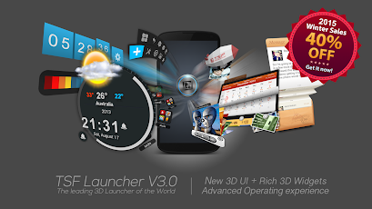TSF Launcher 3D Shell Screenshot 24