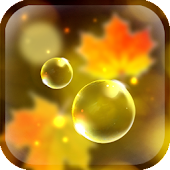 Autumn Bubbles LWP