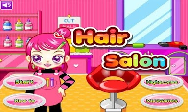 Hair Salon Android Casual