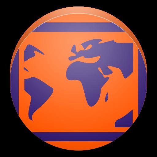 Coordinate: share location 通訊 App LOGO-硬是要APP