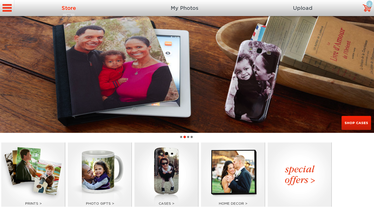 Shutterfly for Android - screenshot