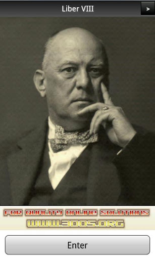 Aleister Crowley Liber 8 FREE