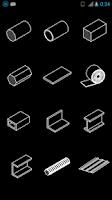 Screenshot of Metal Calculator Free