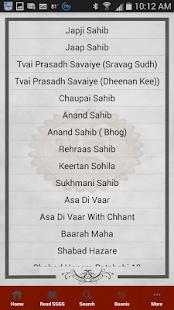 iSearchGurbani - screenshot thumbnail