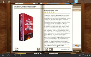 Screenshot of BookAnd - 3D Book Community
