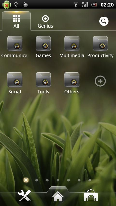 EZ Launcher- screenshot