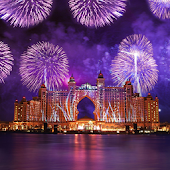 Dubai Night HD Live theme