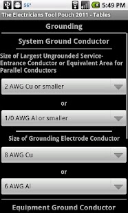 The Electricians Tool Pouch T- screenshot thumbnail
