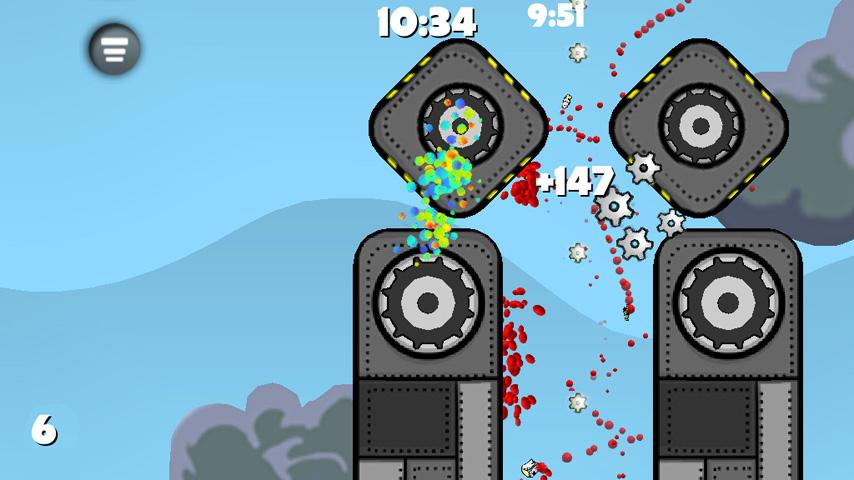 Dr Rocket Pocket - screenshot