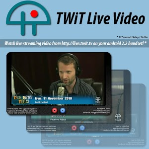 TWiT Live Video for Android