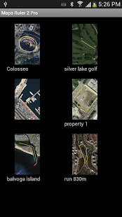 Maps Ruler  Pro - screenshot thumbnail