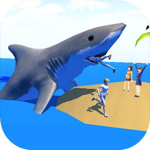 Shark Simulator 3D Unlimited for PC and MAC