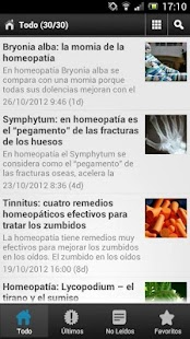 Honatur | Homeopatía GRATIS - screenshot thumbnail