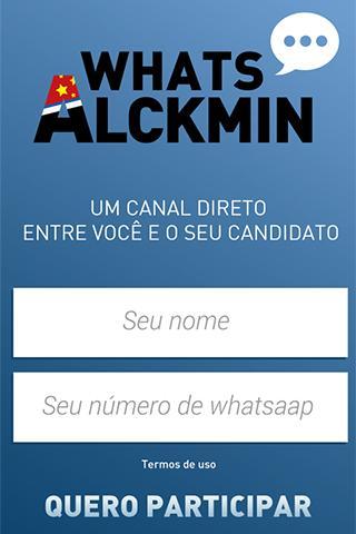 WhatsAlckmin