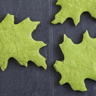 Green Tea Cookies.