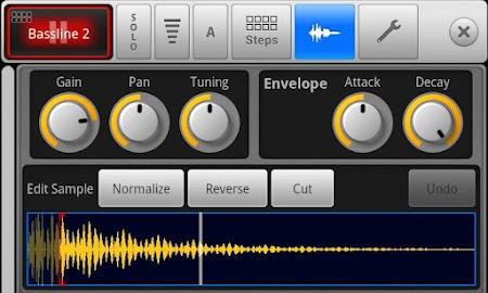 SPC - Music Drum Pad Demo Screenshot 2