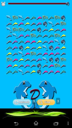 Dolphin Match 1.0 screenshots 2