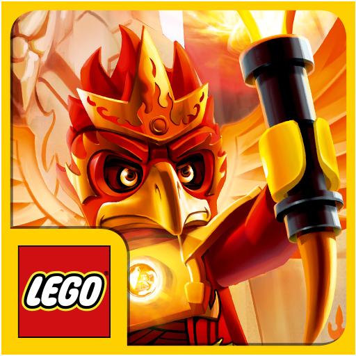 LEGO® Chima Fire Chi Challenge LOGO-APP點子