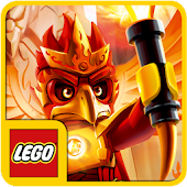 LEGO® Chima Fire Chi Challenge