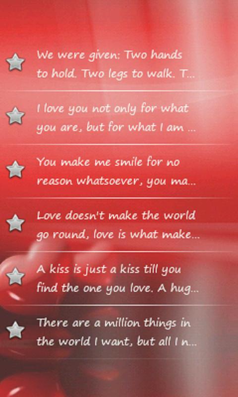 Love and Romance Quotes - Revenue & Download estimates - Google Play ...