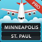 FLIGHTS Minneapolis S Paul Pro icon