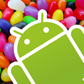3D Android Jelly Bean LWP Full